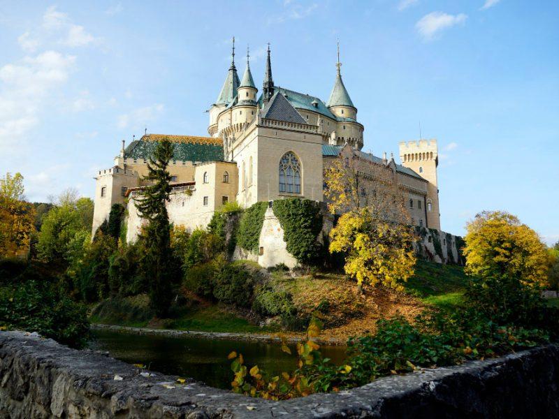 Les plus beaux châteaux d'Europe à découvrir